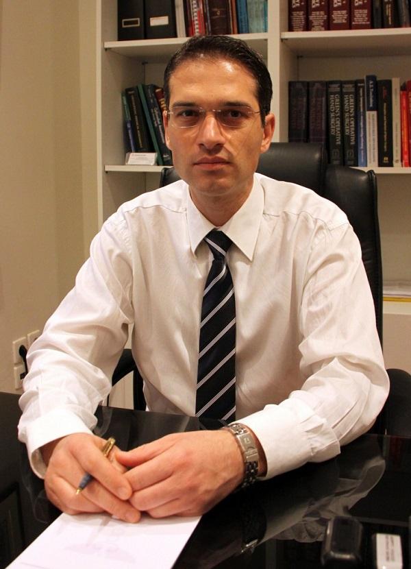 Ορθοπαιδικός Χειρουργός Δημήτριος Δόβρης