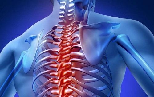 Κακώσεις Σπονδυλικής Στήλης | Δ. Δόβρης