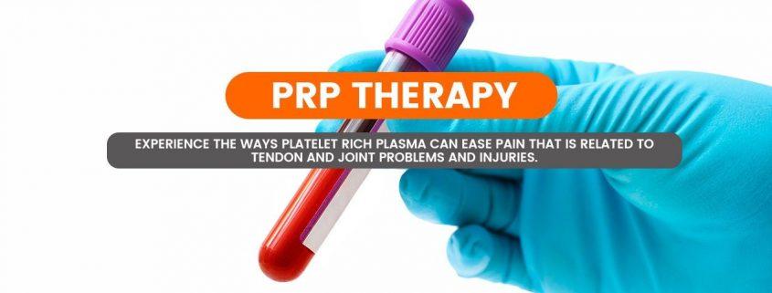 Θεραπεία PRP